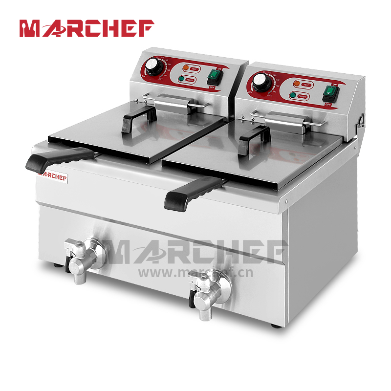 Commercial Electric Frying machine