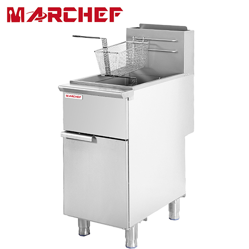 MARCHEF Gas /LPG commercial gas fryer